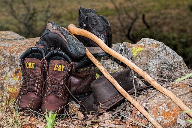wandelschoenen voor hiking