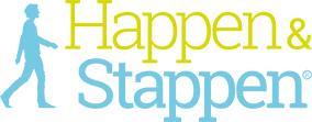 logo happen & stappen