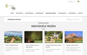 website natuurlijk reizen