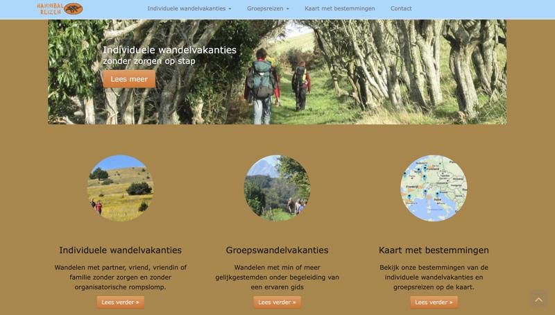website hannibal reizen