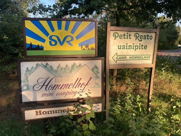 camping Hommelhof