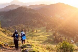 Pijntjes tijdens het wandelen? Mogelijk helpen inlegzooltjes