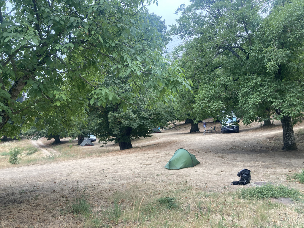 camping Serra-di-Scopamène