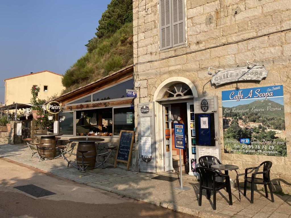Caffe a Sopa Serra-di-Scopamène