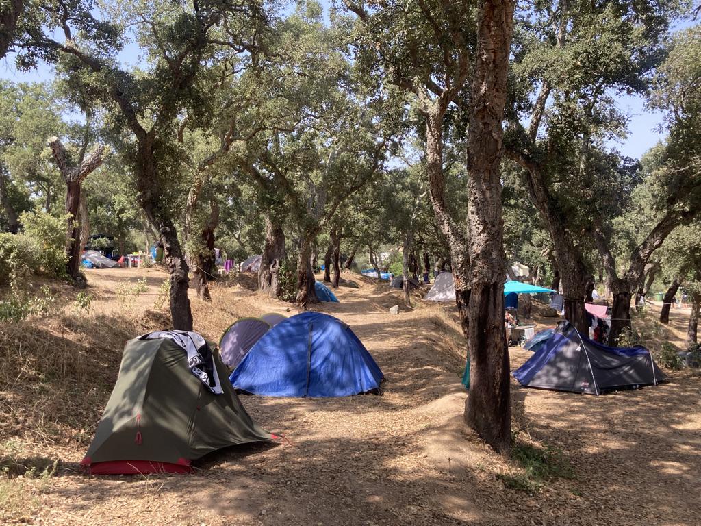 camping Matonara in Porto-Vecchio
