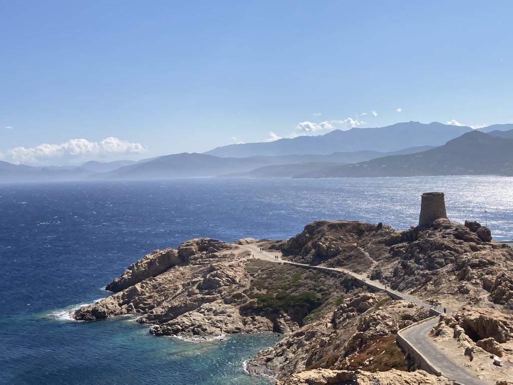 wandelen op Corsica bij Ile Rousse