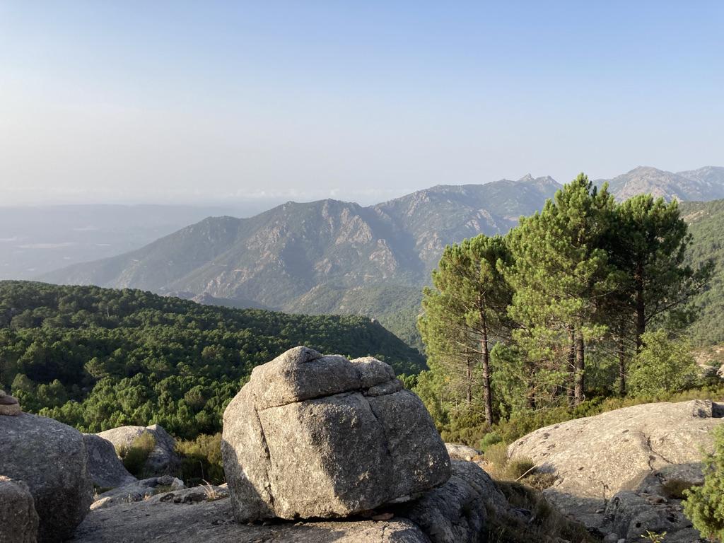 uitzicht na Cartalavonu