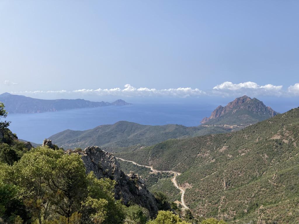 bergachtig Corse