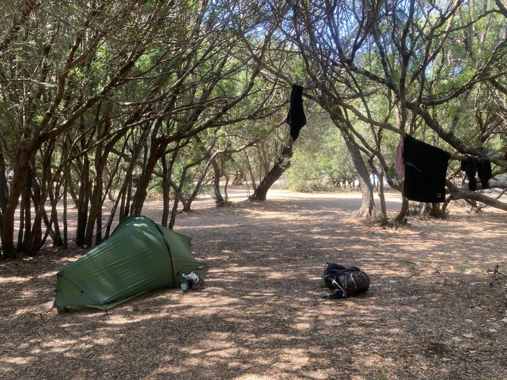 Camping Ideal in Galeria, Corsica