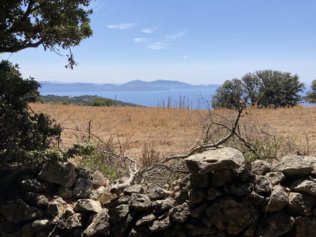Zee baai Corsica